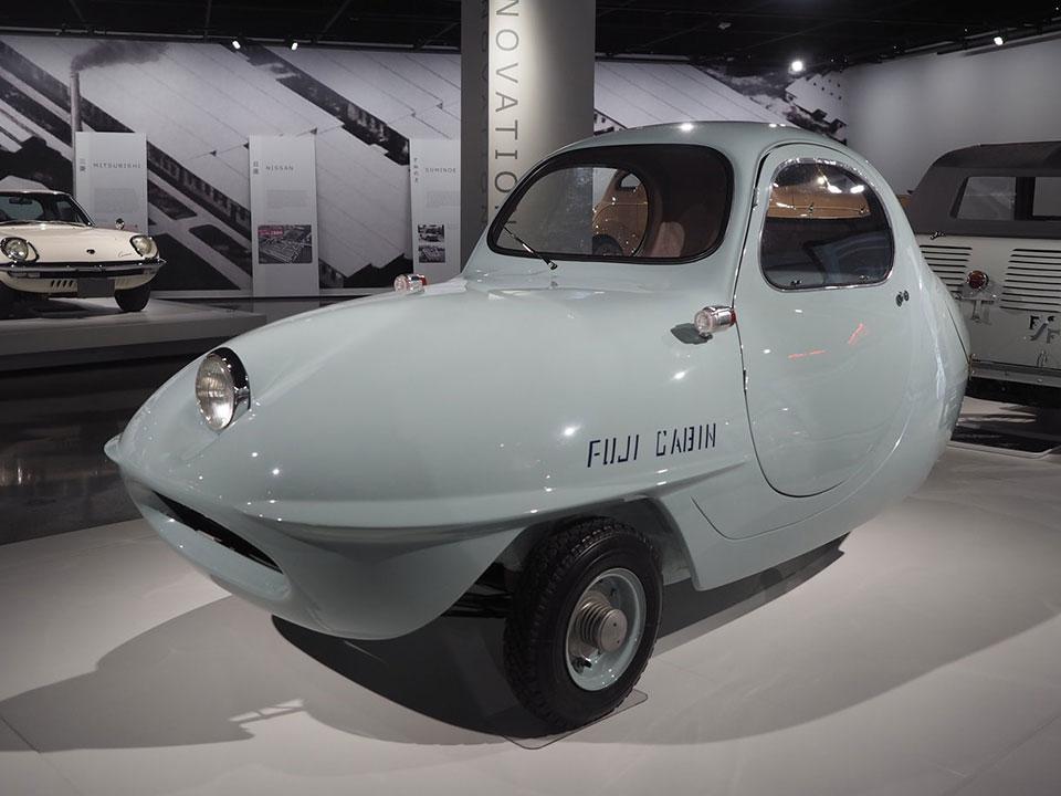 Необычные автомобили 1950-1960ых