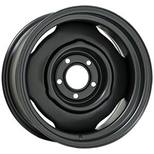 Стальной штампованный диск 15x6 OE Chrysler Black